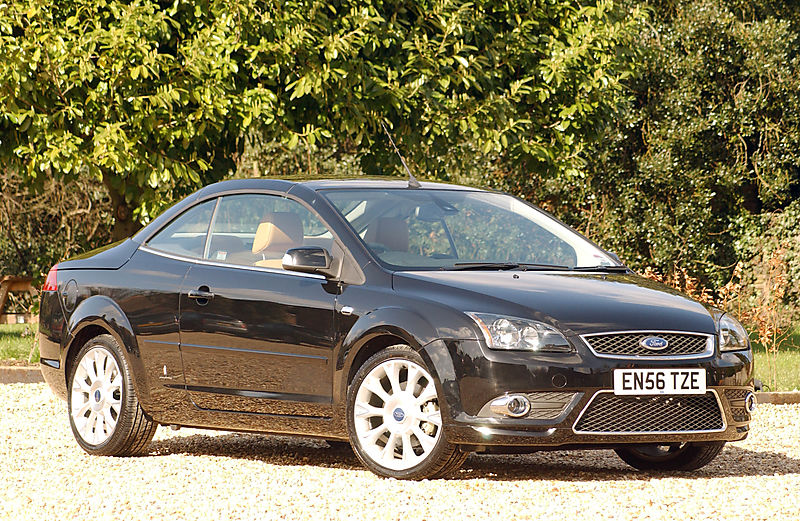 Ford Focus Europe