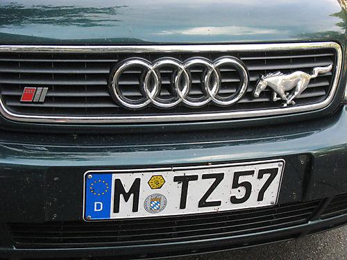 Audi Mustang