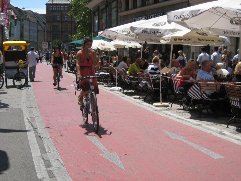 Munich Bike Lanes0001