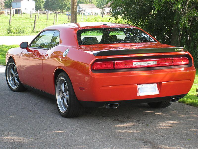 Challenger Wheels 2