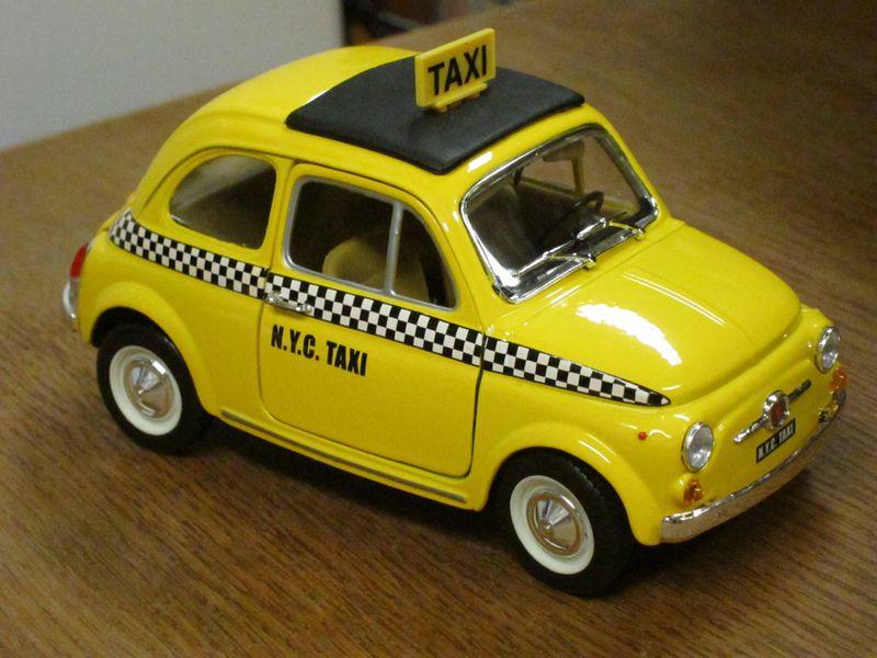 Fiat 500 Taxi