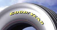 Goodyear Tire with sidewall filter