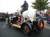 Moxie on 1923 Buick