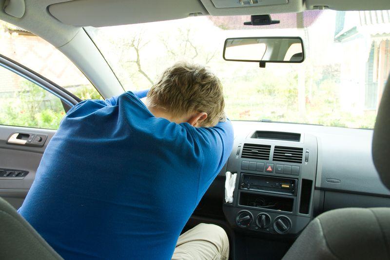 Sleepy driver (3)