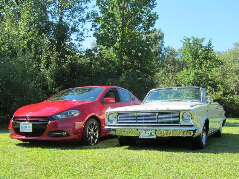 Dodge Dart 2013 v 1966 (21)