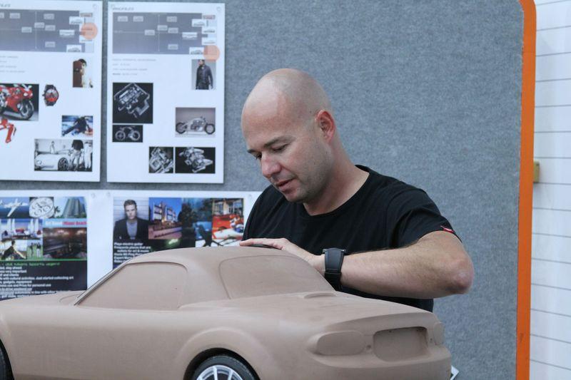Derek Jenkins Mazda Designer 1
