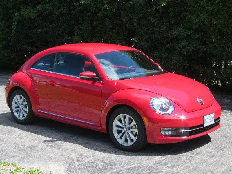Volkswagen Beetle 201206