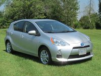The Toyota Prius C Hybrid uses the Atkinson Cycle (1)