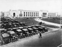 CNE Automotive Building