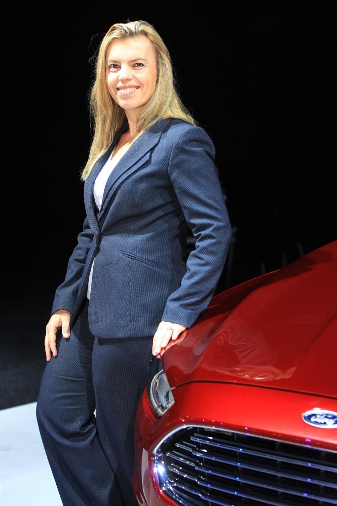 Desi Ujkashevic Ford Global Design Technical Operations Director (2)