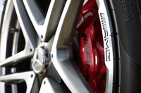 Even Mercedes-Benz's AMG performance division uses anti-lock brakes