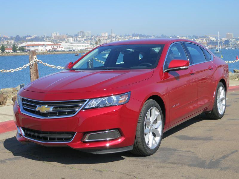 Chevrolet Impala 2014 by Jil McIntosh (10)