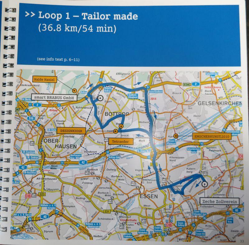Tour Book