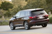 The 2013 Infiniti JX comes standard with IPA - photo courtesy Infiniti Canada (2)