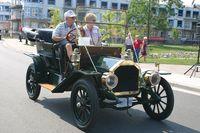 McLaughlin Buick 1910 Neil Betty Butters