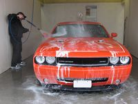 Wash your car thoroughly to remove winter grime - photo by Jil McIntosh (1)