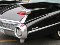 Cadillac 1959 Fin