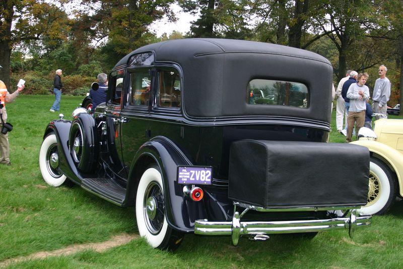 Lincoln 1934 Limousine