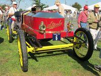 Stanley 1906 Roadster William Barnes Lewistown PA