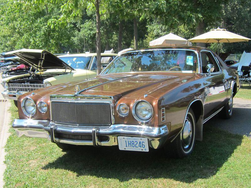 Chrysler Cordoba 1976 by Jil McIntosh - 1