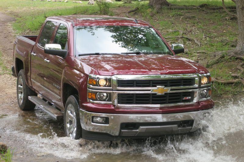 Chevrolet Silverado 2014 Launch by Jil McIntosh08