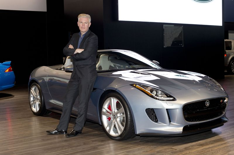 Wayne Burgess of Jaguar Cars