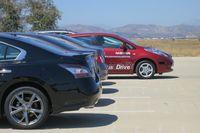 Nissan Leaf Autonomous Car (2)