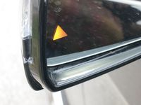 Blind Spot Monitor on Mercedes E-Class