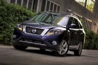 Nissan used input from female customers to help design its new Pathfinder - photo courtesy Nissan Canada