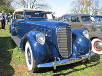 1933 Lincoln V12