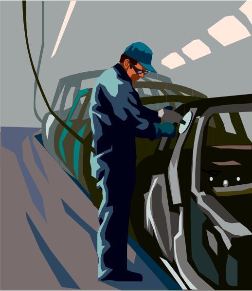 Auto Worker