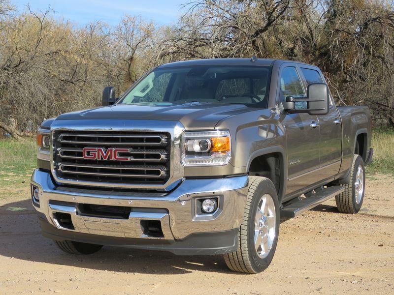 General Motors Heavy-Duty Pickups by Jil McIntosh (5)