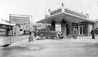 Ford Lincoln dealership 1925