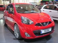 The Nissan Micra will be Canada's least-expensive car when it goes on sale - photo by Jil McIntosh (1)