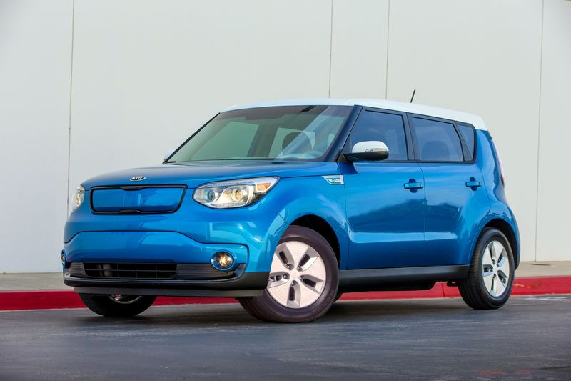 Kia's all-electric Soul EV uses a special climate control to save energy (3) - photo courtesy Kia Canada