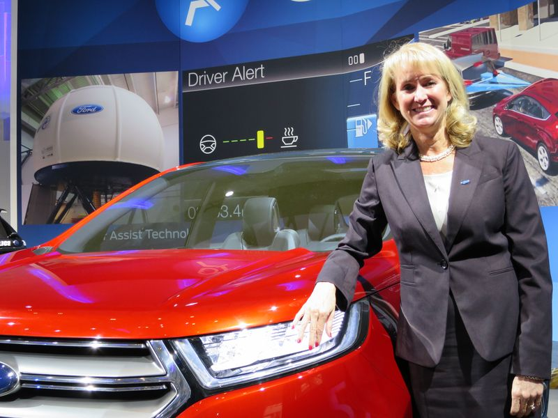 Dianne Craig, Ford CEO (6)