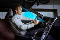 Volvo's experimental systems monitor drivers to look for inattention - photo courtesy Volvo (1)