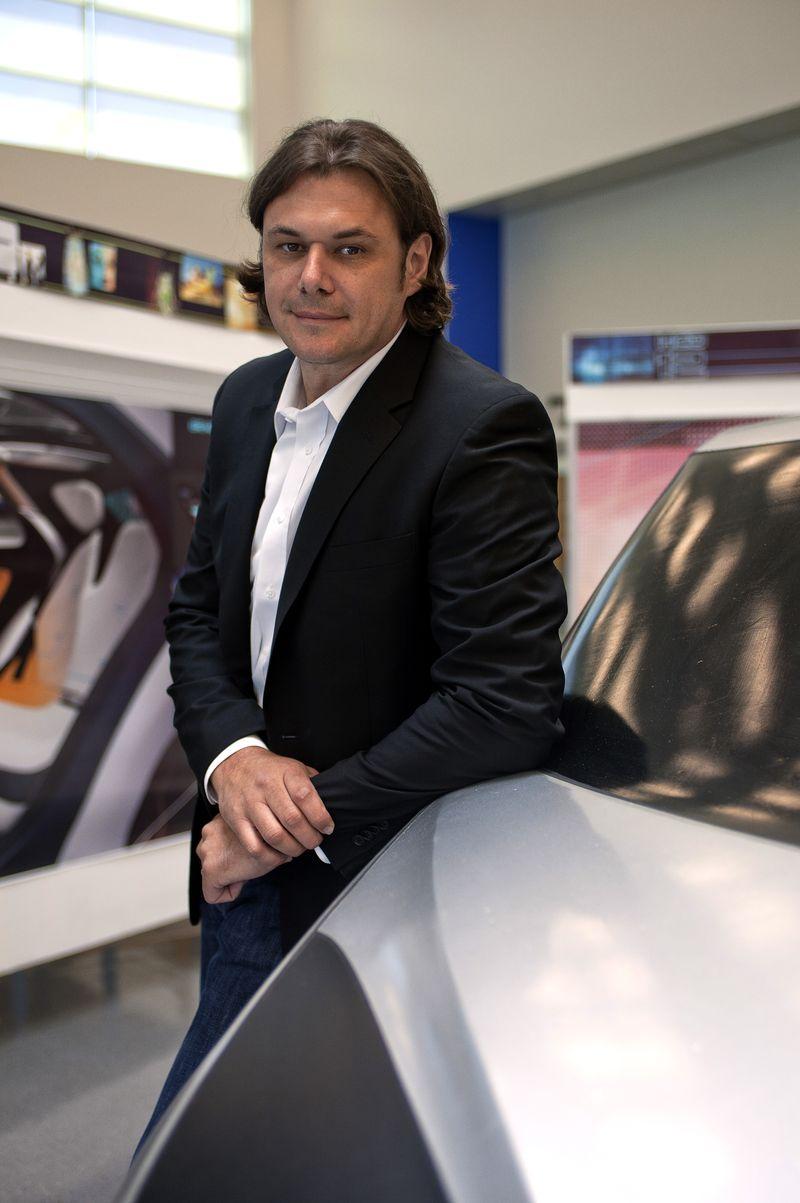 John Krsteski Hyundai Design Manager