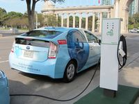 Alternative vehicles, such as battery-powered cars, still present challenges for automakers - photo by Jil McIntosh (2)