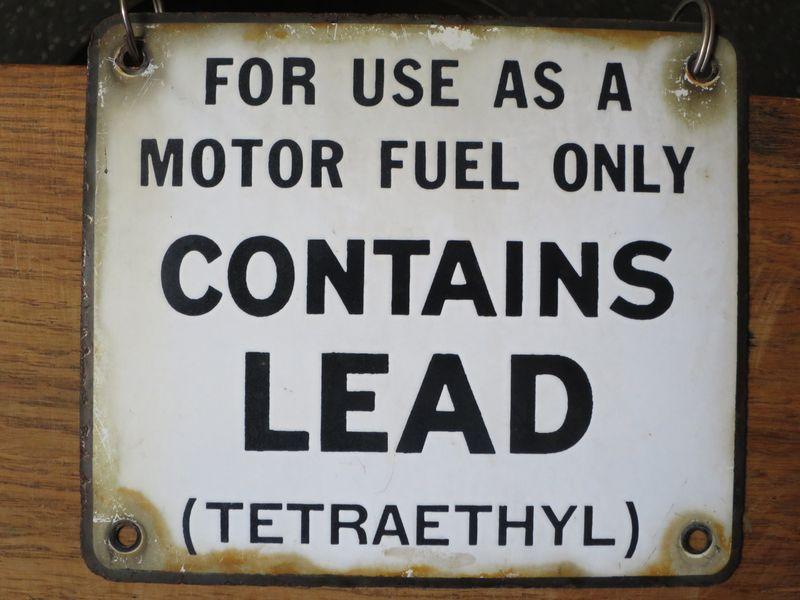 Leaded Gasoline (2)