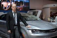 Jeff Hammoud, exterior design manager for Jeep - photo courtesy Chrysler (1)