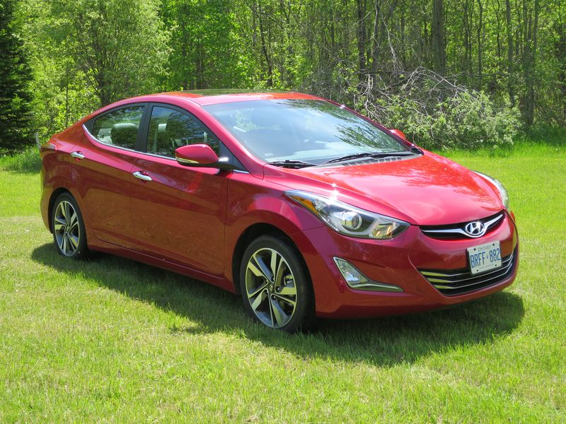 Hyundai Elantra Limited 2014 by Jil McIntosh (6)