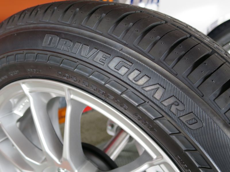 Bridgestone DriveGuard Run-Flat Tire