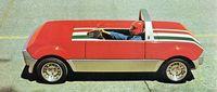 1976 Peugeot Peugette by Pininfarina