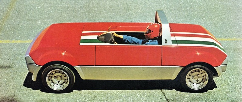 1976 Peugeot Peugette by Pininfarina