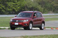 Volkswagen Tiguan at track school (4)