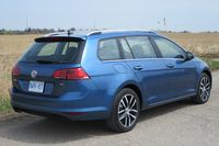 The 2015 VW Golf Sportwagon is one of the few wagons left in the market - photo by Jil McIntosh (5)