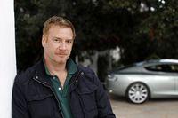 Wheels  - Marek Reichman Aston Martin by Jil McIntosh - for Norris McDonald