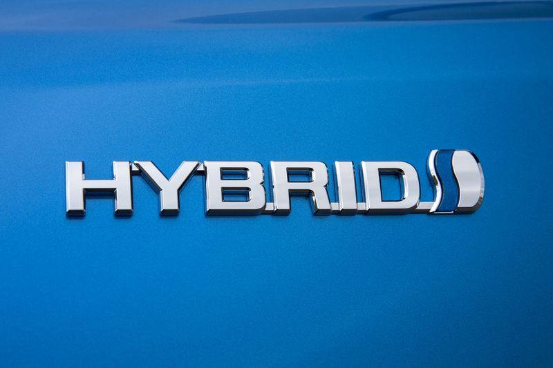 Hybrid Toyota RAV4