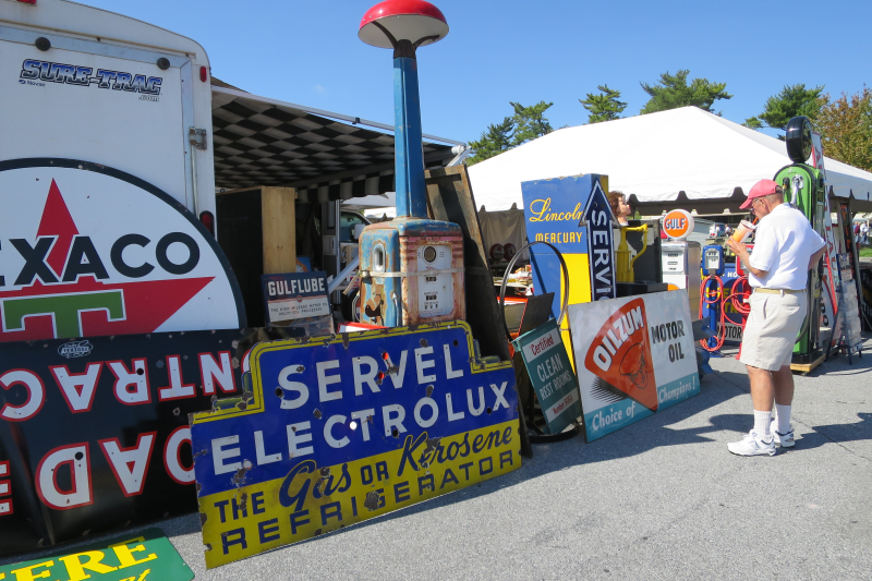 Hershey Automotive Flea Market (4)